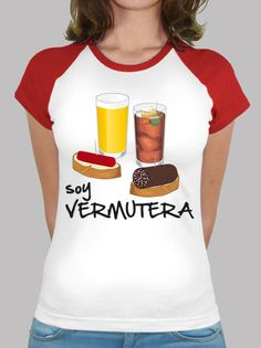 Camiseta Soy vermutera