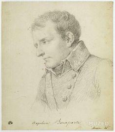 Nicolas-André Monsiau, Napoleone