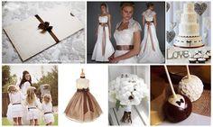 Charm Brown Wedding Theme  Invitation: http://www.angelus-art.net/345/pozivnica-za-vjencanje-charm-brown