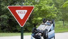 Failure To Yield Accident Injury Attorney Sumner Washington