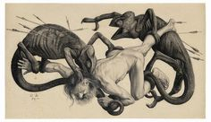 The Intricate Erotica of Richard Müller (1874-1954): Richard Müller 1874-1954.jpg