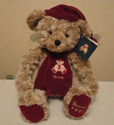 Harrods Christmas Bear 1999