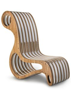 Lessmore exhibits the Ecodesign Collection - Functionality, elegance, allure and research #chair @Lessmore