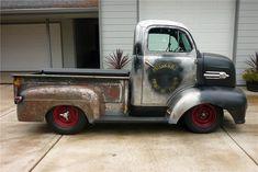 1949 FORD COE Lot 124 | Barrett-Jackson Auction Company