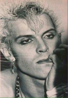 ~Our Billy Idol ~Generation -X-- Days.~V'''''V