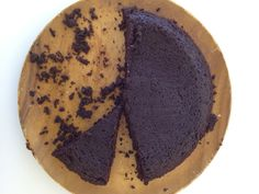 Flourless Chocolate Cake, Wholeliving.com #lunchbunch