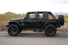 Jeep : Wrangler Unlimited Sahara