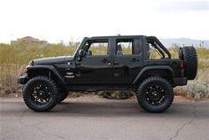 Jeep : Wrangler Unlimited Sahara