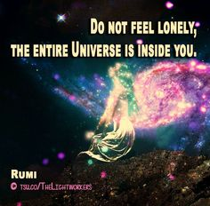 Explore inspirational, rare and mystical Rumi quotes. Here are the 100 greatest Rumi quotations on love, transformation, existence and the universe. Spiritual Life, Spiritual Awakening, Indigo Children, Universe Quotes, Rumi Quotes, Inspirational Thoughts, Inspire Others, Life Lessons, Affirmations