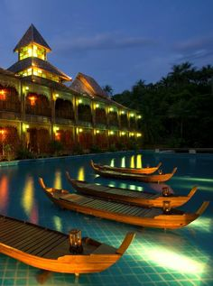 Take in the beauty of Koh Phangan Resort & Spa Vacation Destinations, Dream Vacations, Vacation Spots, Places Around The World, Travel Around The World, Around The Worlds, Places To Travel, Places To Go, Khao Lak