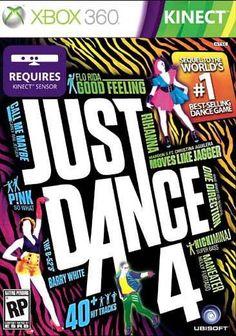UbiSoft Xbox 360 - Just Dance 4