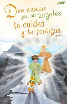 Afiche - Mandará ángeles (AFP 018)