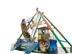 Hot-Sale Pirate Ship Ride Used For Playground At Best Price Pirate Ship Ride, Kids Pirate Ship, Pirate Boats, Call And Response, Amusement Park Rides, Carnival Rides, Outdoor Playground, Light Painting, Pirates