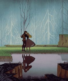 REKLAMLAR Source You are in the right place about happy love quotes Here we offer you the most beautiful pictures … Walt Disney, Disney Magic, Disney Art, Sleeping Beauty 1959, Disney Sleeping Beauty, Disney Dream, Disney Love, Disney And Dreamworks, Disney Pixar