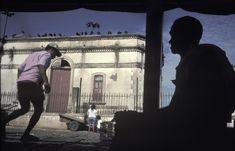Alex Webb - BRAZIL. Belem. 1993. The port of Belem.