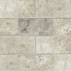 "Found it at Wayfair - 3"" x 6"" Marble Mosaic Tile in Sebastian Gray$8.09 sq ft"