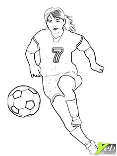 Image associée Sports, Image, Soccer Players, Drawing Drawing, Hs Sports, Sport