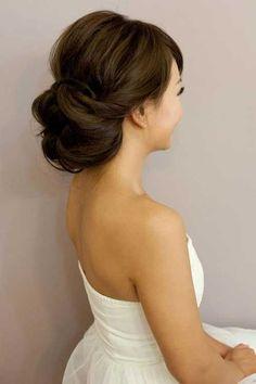 Hochzeitsfrisuren für Damen-13