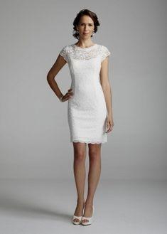 Short White Dresses For Wedding Review