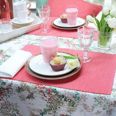 Tischsets BREEZE von Sander