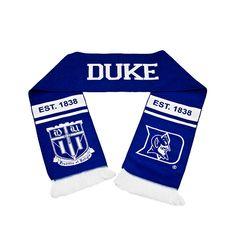 Duke University Scarf #duke #scarf #tradition www.traditionscarves.com
