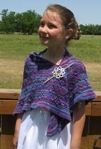 Crown Jewels Shawl Pattern
