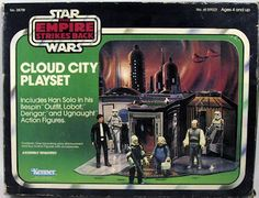 Cloud City Playset (ESB)