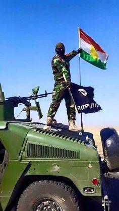 peshmerga kurd u kurdistan