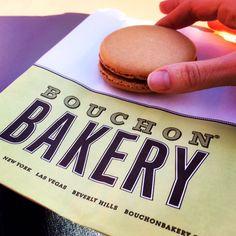Bouchon Bakery Macaron