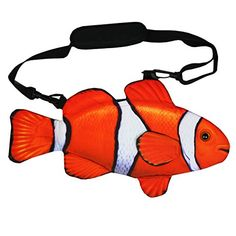Pealra Clown Fish Bag, Orange/White, One Size PealRa http://www.amazon.com/dp/B00L7RV4PK/ref=cm_sw_r_pi_dp_qm9exb07FKSZH