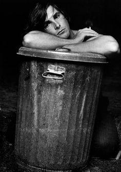 Christian Bale shot by Bruce Weber