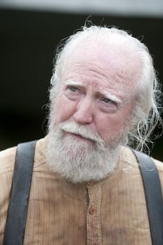 Back to the prison (Rick's daydream): Hershel pulls back the curtains to wake Rick. He tells Rick he needs his help, but to leave his gun because it will only get in the way... Read more at: http://www.allaboutthetea.com/2014/03/31/the-walking-dead-recap-a-season-finale-episode-16/