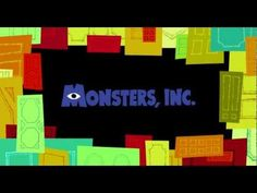 "Best Animated Title Sequence and Credits - Monsters, Inc. - YouTube: this is another animated title sequence that I love. I feel like the animation is very ""paper like"". another great example of inspiration for me!"
