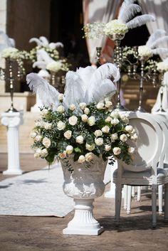 Grand flowers make a beautiful statement #DreamsRivieraCancun