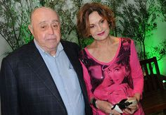 Rosaria Murtinho & Mauro Mendonça Casados há 57 anos. Lindo, não? - 16 casais famosos para acreditar no amor