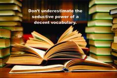 Perils of a limited vocabulary