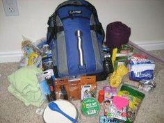 Helpful Disaster Tips For disaster preparedness kit bug out bag
