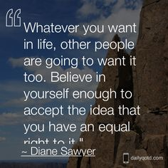 #dailyqotd #qotd. #Believe