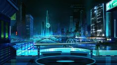 here is a piece I created for a future release of Eclipse Phase lunar cave city