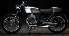 Guzzi V50 Monza by Revival Cycles | Classic Driver Magazine