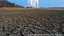 Symbolbild Treibhausgase Klimawandel Umweltverschmutzung