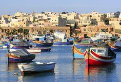 Marsaxlokk, Malta / Malte