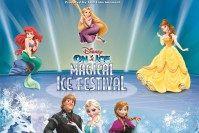 Disney On Ice 2015 Presents Magical Ice Festival