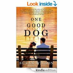 This was a wonderful story that delves into the practice of dog fighting, especially pit bulls.  It makes me so sad that people treat dogs this way, but at least this book has a happy ending.