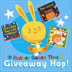 Mother Goose Time children's book giveaway found at http://mamalearningadventure.blogspot.com/2015/03/mother-goose-time-giveaway-hop.html