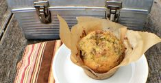 Paleo Meat and Veggie Muffins