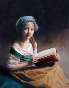 The Well-Educated Mind: Reading the Biographies and Memoirs reading list. Image: The Sonnet by Thomas Baker People Reading, Girl Reading Book, Reading Art, Woman Reading, Kids Reading, Books To Read For Women, I Love Books, Book Lovers, Girl Reading