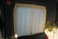 An easy step-by-step guide on how you can install some simple DIY curtains on your van conversion project.