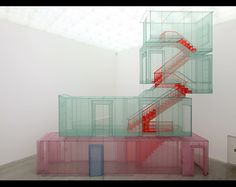 Exhibition view. 348 West 22nd Street, New York, NY 10011, USA - Apt. A,