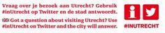 Utrecht introduceert unieke Twitter service #inUtrecht